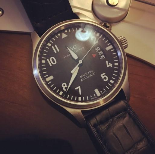 万国手表保养