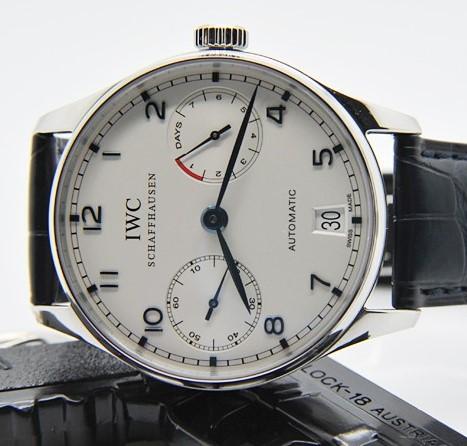 更换万国手表表带
