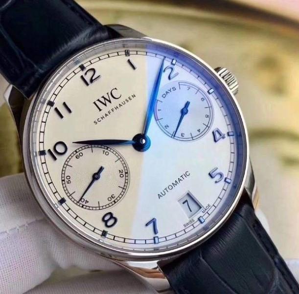万国手表保养中的常见问题