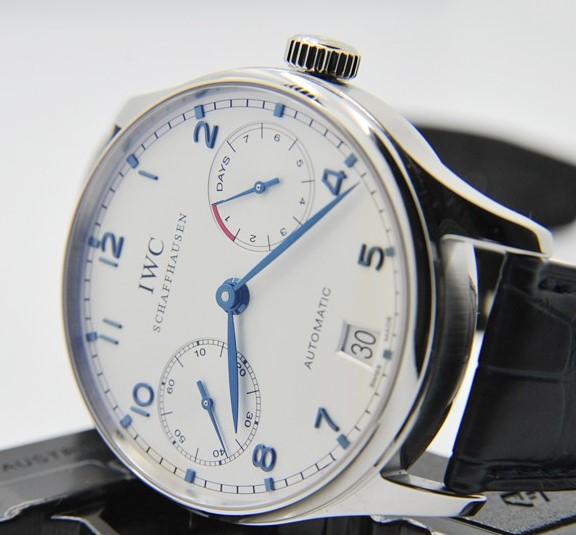 万国手表保养的注意事项