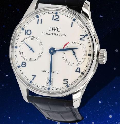 北京万国手表维修教你保养万国手表表带