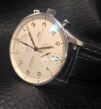 格林尼治型手表的维修